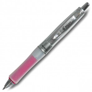 PILOT Kugelschreiber Dr. Grip BPDG-60R rot, Schreibfarbe blau