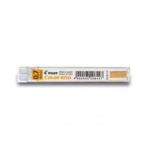 PILOT Feinmine Color ENO 0,7mm gelb 6 Stück PLCR-7-Y