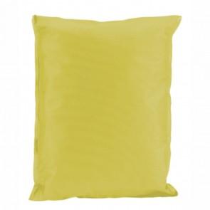 McNEILL Regenhaube neon gelb mit Aufdruck