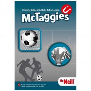 McNEILL McTaggie-Set 2tlg. FUSSBALL