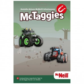 McNEILL McTaggie-Set 2tlg. TRAKTOR