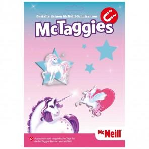 McNEILL McTaggie-Set 2tlg. EINHORN