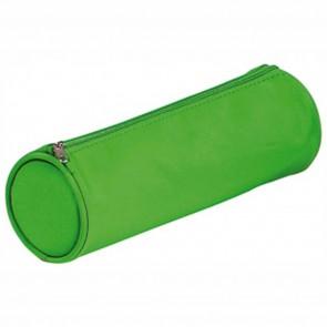 PAGNA Schlampermäppchen Basic rund grün