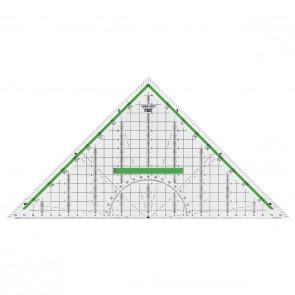 M+R Geodreieck 32cm mit abnehmbaren Griff