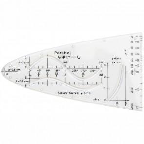 MILAN Parabel im Etui sinus, cosinus, tangens