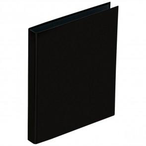 MILAN Ringbuch A5 2-Ringe 25mm schwarz
