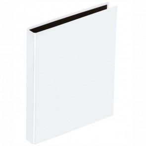 MILAN Ringbuch A5 2-Ringe 25mm weiß