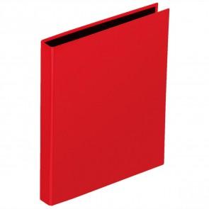 MILAN Ringbuch A5 2-Ringe 25mm rot