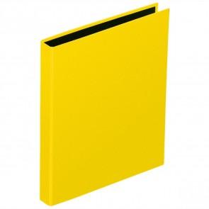 MILAN Ringbuch A5 2-Ringe 25mm gelb