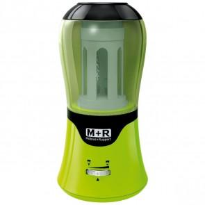 M+R Spitzmaschine elektrisch bis 11mm grün