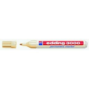 EDDING Permanentmarker 3000 hellorange 1,5-3mm