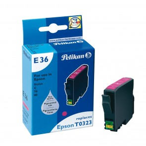 Tintenpatrone Gr.986M magenta Epson Stylus C70/C80 LN E36