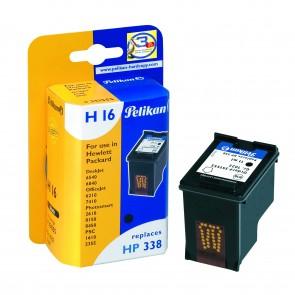 Tintenpatrone Gr.1022 HP DJ 6540 schwarz 11ml LN.H16