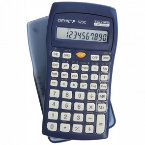GENIE Taschenrechner 52SC 10-stellig
