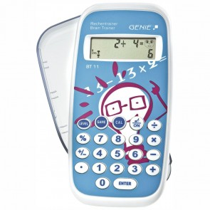 GENIE Rechentrainer / Taschenrechner BT11