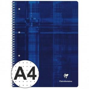 CLAIREFONTAINE Collegeblock PREMIUM A4 80 Blatt dotted (punktkariert) 90g