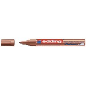 EDDING Glanz-Lackmarker creative 750 2-4mm kupfer
