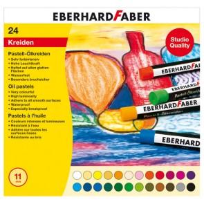 EBERHARD FABER Ölpastellkreide 24 Stück