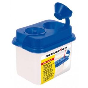 EBERHARD FABER Wasserbox mit 2 Reinigungs-Näpfchen