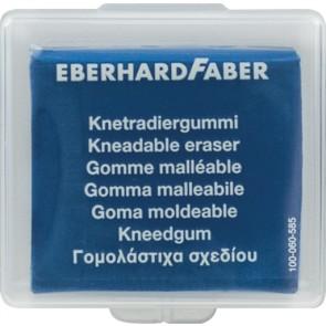 EBERHARD FABER Knetradiergummi blau in Kunststoffbox