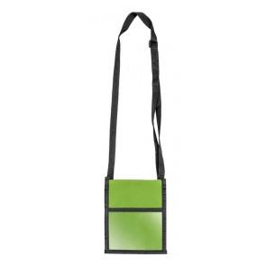 VELOFLEX Brustbeutel Velocolor grün aus Polyester
