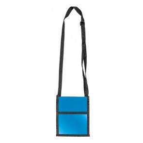 VELOFLEX Brustbeutel Velocolor blau aus Polyester