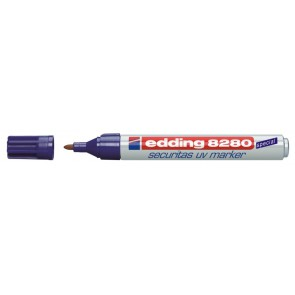 EDDING UV-Marker 8280 Securitas 1,5-3mm farblos