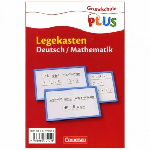 CORNELSEN Legekasten Lesekasten GS plus Deutsch / Mathematik
