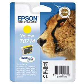 Epson Tintenpatrone C13T07144011 250Seiten 5,5ml gelb