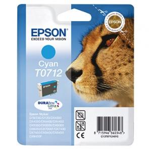 Epson Tintenpatrone C13T07124011 250Seiten 5,5ml cyan