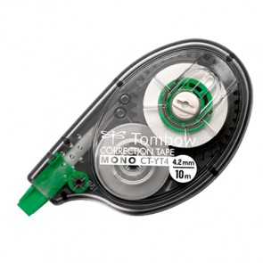 Tombow Korrekturroller MONO CT-YT4-20 4,2mmx10m weiß