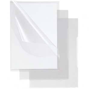 SOENNECKEN Sichthüllen 1510 A4 0,15mm PP transparent 10 Stück