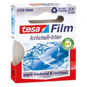 tesa Klebefilm tesafilm kristall- klar 57316-00000 15mmx33m