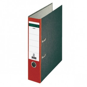 CENTRA Ordner Standard A4 breit 80mm rot