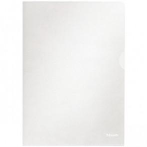 ESSELTE Sichthüllen A4 Standard PLUS PP 0,115mm transparent 100 Stück