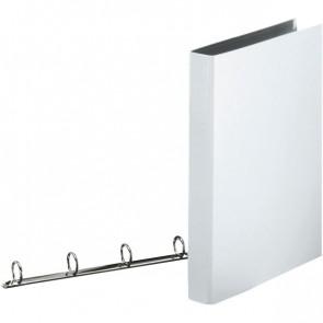 ESSELTE Ringbuch A4 4-Ring 25mm weiß