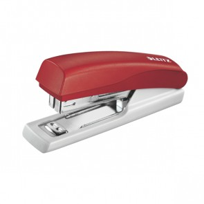 LEITZ Heftgerät NeXXt Mini 5517 Nr. 10 bis 10 Blatt rot