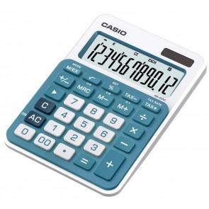 CASIO Taschenrechner MS-20 NC blau 12 Stellen