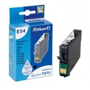 Tintenpatrone Gr.1607,LN.E54, Epson Stylus D78 (T071140),schwarz,