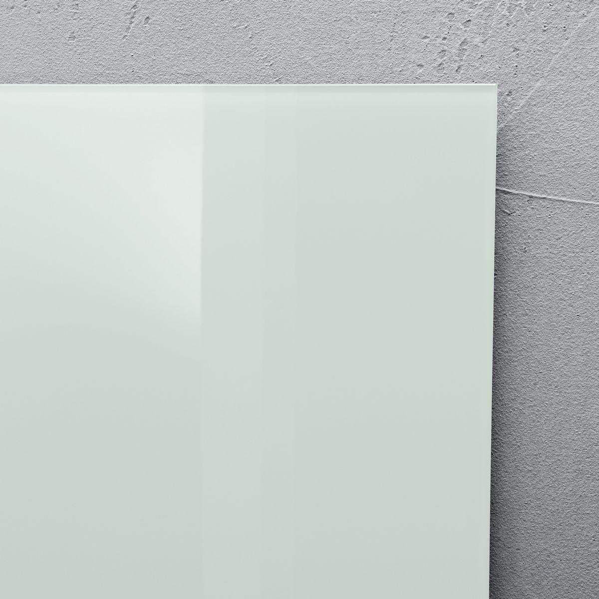 sigel glas magnetboard gl152 memo artverum wei 40x50cm ebay. Black Bedroom Furniture Sets. Home Design Ideas